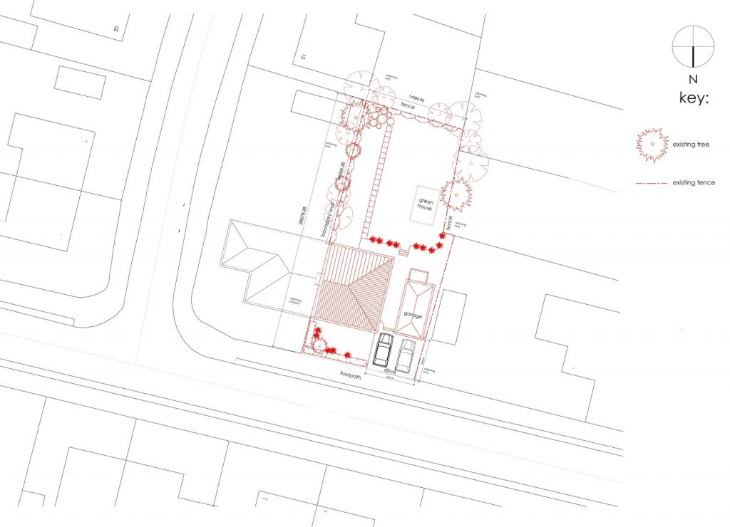 FINAL existing site plan 1